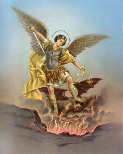 Saint Mike
