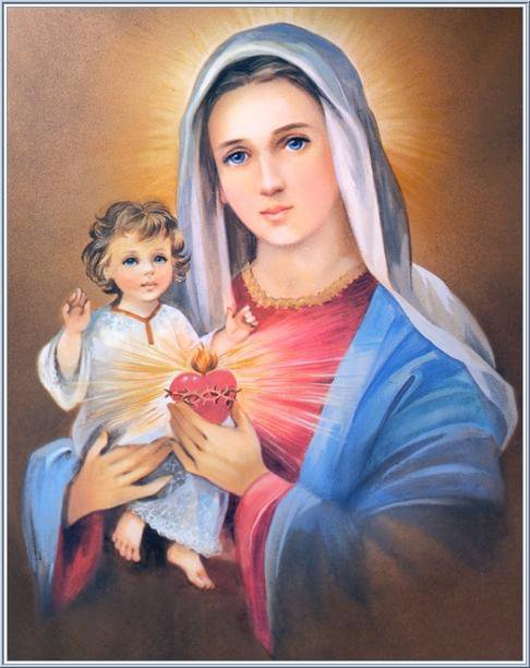 mary mother of jesus biography