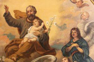 St Joseph Mural